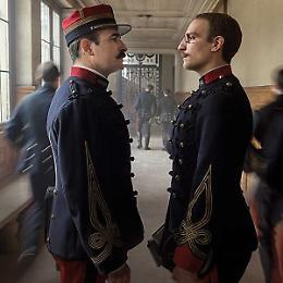 """""""L'ufficiale e la spia"""". Film sotto le stelle"""