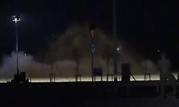 Bombe d'aereo fatte brillare dai guastatori di Cremona
