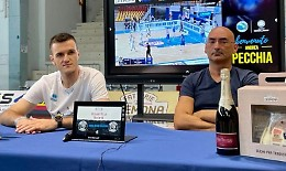 """Pecchia: """"Felice di essere a Cremona e di ritrovare coach Galbiati"""""""