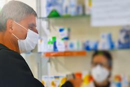 Accordo con farmacie, Moratti: raggiungere immunità di gregge