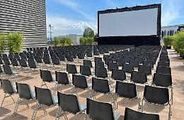Cinema all'aperto dal 15 luglio al CremonaPo