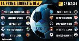 La Serie A riparte il 21 agosto: ecco il calendario