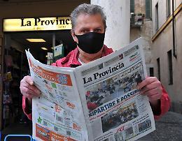 Domenica gazebo per acquistare La Provincia in via Roma