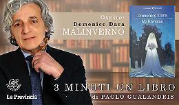 """""""Malinverno"""", il metaromanzo di Domenico Dara"""