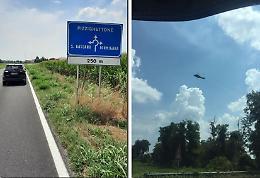 Controlli antidroga dei carabinieri anche con supporto dell'elicottero