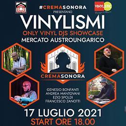 Vinylismi  -only vinyl Djs showcase-