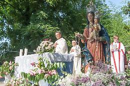 Madonna di Brancere, la processione si farà