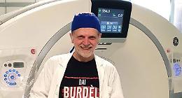 La Radiologia del Maggiore verso la paralisi