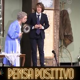 """""""Non tutti i ladri vengono per nuocere"""" Teatro  Rassegna """"Pensa Positivo"""""""