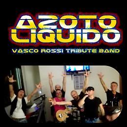 Azoto Liquido Tributo a Vasco Rossi