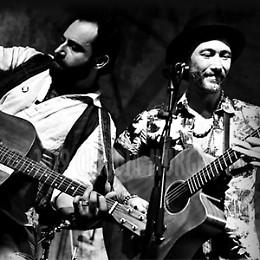 Cava Villano Live Country Blues