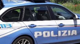 Cremonese ha un infarto al volante: salvata dalla Polizia stradale