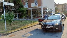 Far West in via Brescia: speronamento, spari e folle fuga