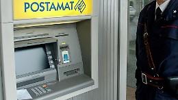 Truffa del Postamat, dal conto spariscono 5 mila euro