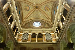 Concerto d'organo con la soprano Diana Trivellato