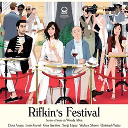 """""""Rifkin's Festival"""" CremArena Cinema Cinema"""