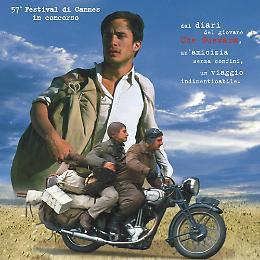"""""""I diari della motocicletta"""" Arena Giardino Cinema"""