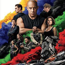 """Fast & Furious 9"" AriaAnteo Cinema"