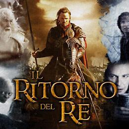 """""""Il Signore degli anelli - Il ritorno del re"""" AriaAnteo Cinema"""