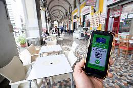 Verifiche e controlli, dal 6 agosto una app per leggere i Green pass