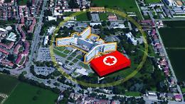 Nuovo ospedale a Cremona, ok della Giunta