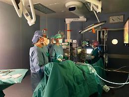 Cancro gastrico, intervento all'avanguardia a Cremona