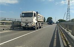 Gravi violazioni sul ponte, incontro tra Provincia e Polizia stradale