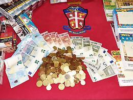 Furto per 20 mila euro, tre denunciati e merce recuperata