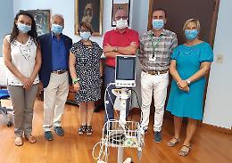 Donati all'Asst sei monitor infermieristici di ultimissima generazione