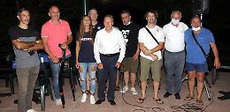 Amici del Po, inaugurati i campi di green volley e beach tennis