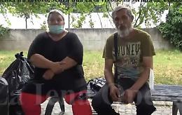 «Assurde pretese e bugie dalla coppia di senza tetto»