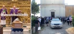 Addio al contrabbassista Frassi: la sua San Giuliano gli ha reso omaggio