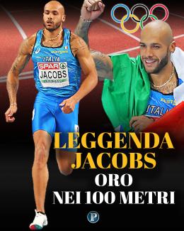 Tokyo: atletica, Marcell Jacobs oro nei 100 metri in 9''80