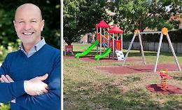 Giochi nei parchi pubblici: «Ora nuovi e più sicuri»