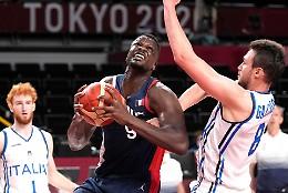 Basket e Volley: le nazionali italiane fuori ai quarti di finale