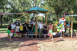 Parco al Po, giochi  nel segno dell'inclusione