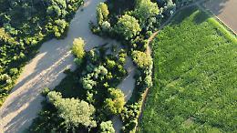 Maltempo, fiume Serio sotto sorveglianza. Piena nella notte