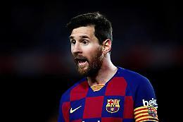 Messi non rinnova con il Barcellona