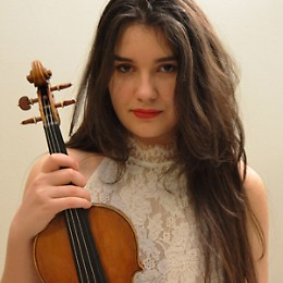 Il Suono di Stradivari Sara Zeneli