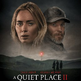 """""""A quiet place II"""" Cinema all'aperto"""