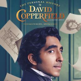 """""""La vita straordinaria di David Copperfield"""" Cinema all'aperto"""