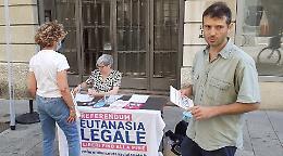 Per l'eutanasia legale superate le 4 mila firme