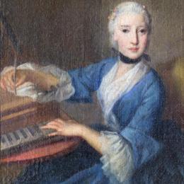 Maria Teresa Agnesi e il giovane Amadeus Mozart, ospiti eccezionali