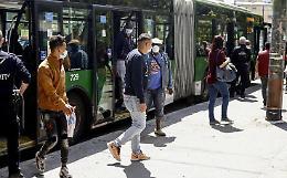 """Scuola, con bus all'80% doppi ingressi inevitabili"""
