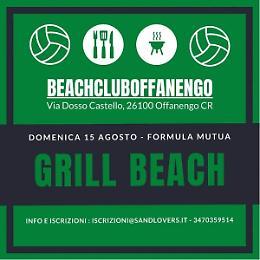 Grill Beach 2021