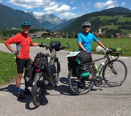 In vacanza, ma in bici e per 785 chilometri