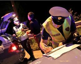 Lo «sballo» dilaga, polizia in campo: fioccano i verbali