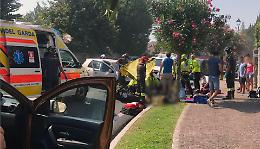 Manovra fatale sulla Gardesana, muore 48enne