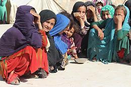 Afghanistan: «Penso alle mie donne... e a quel cielo di aquiloni»