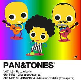Pan&Tones  Classici italiani Live